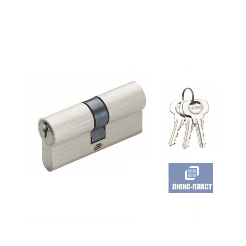 профильный цилиндр ключ-ключ 35 х 45 мм
