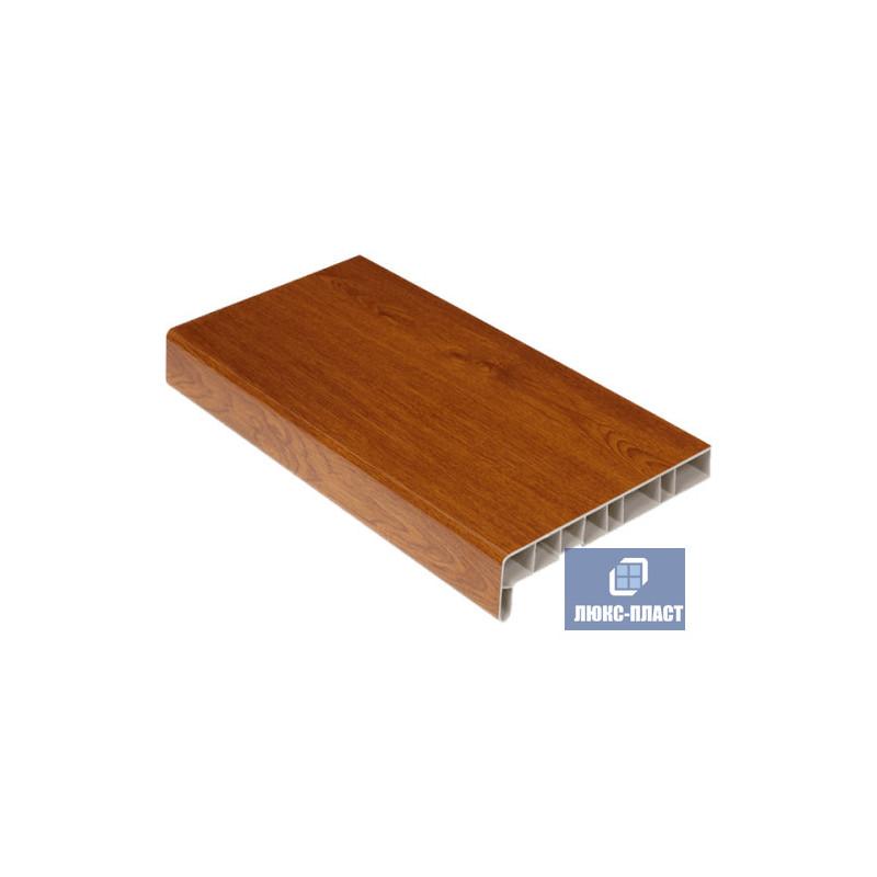 Подоконник Elex золотой дуб от 100 до 600 мм