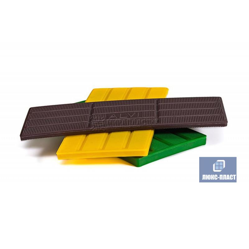 Рихтовочная пластина (подкладка под стеклопакет)