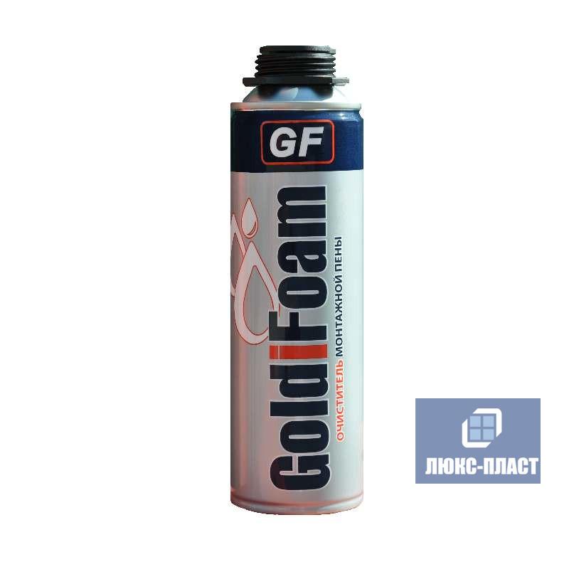 очиститель монтажной пены Goldifoam 500 мл