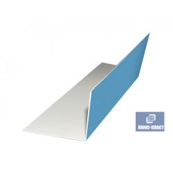 пластиковый уголок 45 х 45 мм