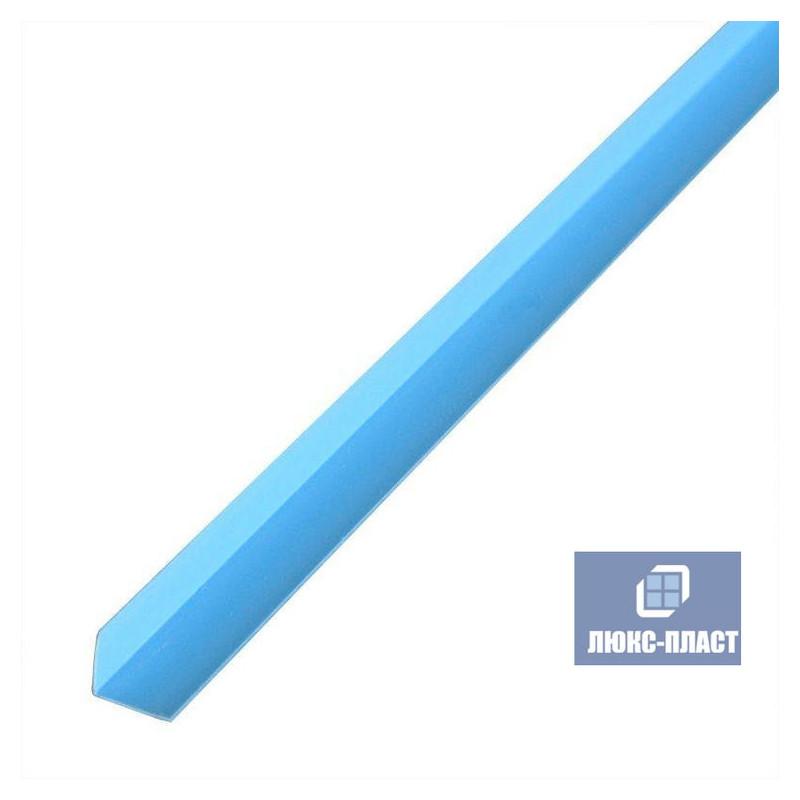 пластиковый уголок в пленке 15х15 мм