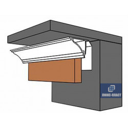 иструкция по монтажу потолочного плинтуса к стене и потолку