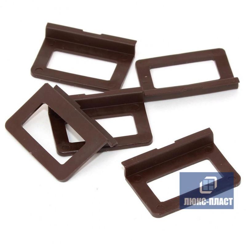 ручка для сетки коричневая